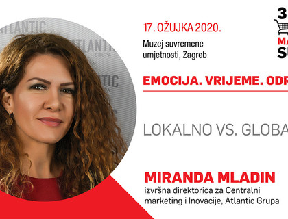 Miranda Mladin na trećem FMCG Marketing Summitu!