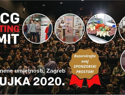 Rezervirajte svoje sponzorsko mjesto na FMCG Marketing Summitu