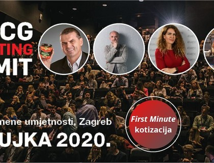 Saznajte kako do svoje RANE KOTIZACIJE za 3. FMCG Marketing Summit 2020.